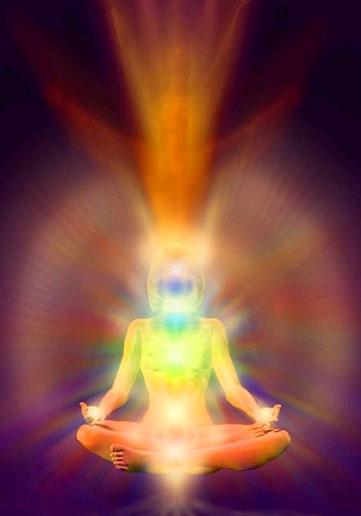 Энергия в человеке